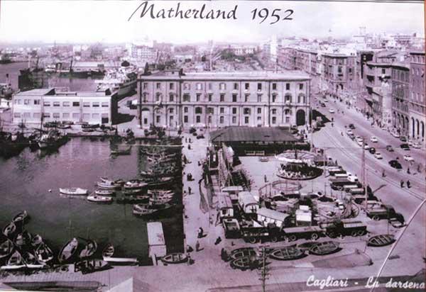 Matherland Le origini