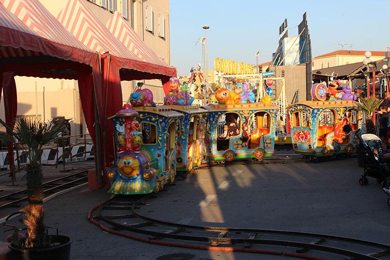Matherland Trenino Circus Sardegna